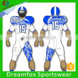 dry fit sublimation cheap blank american football jerseys wholesale                                                                         Quality Choice