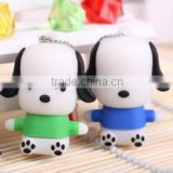 Cute funny cartoon 16 GB USB 2.0 Flash Memory Stick Drive Pen U Disk,dog shape usb flash drive cartoon pendrive 2gb/4gb/8gb
