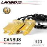 2015 best price 9-16v single beam 35w canbus build in hid ballast used for Car/ Motorcycle/ motorbike