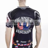 Fully Sublimated FRENCH TERRY bangkok t-shirt