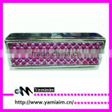 FASHION GIFTS METAL LIPSTICK CASE WITH MIRROR