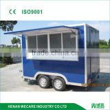 Easy Use Snack Food Processing mobile catering food trailer                                                                         Quality Choice