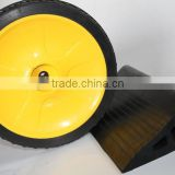 Trolley Rubber Wheel Stopper