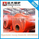 horizontal industrial hot water boiler made in China