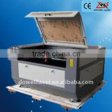 CE ISO certifacte Dowell 1410 CO2 laser tube engraving machine / laser cutter with high quality and speed