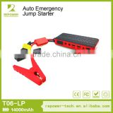 Repower 6 in 1 Portable Car Power Station With 400W Power Inverter Jump Starter Air Compressor