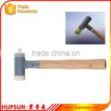 Safety and without rebound ,with wooden handle STM-25 hammer