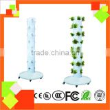 2016 NEW Hanging Tower Garden 4 Pcs Each floor Hydroponics for greenhouse/indoor planting system/garden decoration/