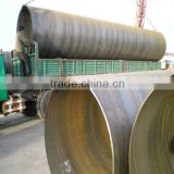 API 5L X42 spiral steel pipe liquid conveyance gas transportation large diameter spiral steel tube