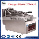 Snack bar use samosa donut fry machine/dumpling deep fryer                                                                         Quality Choice