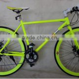 700C steel frame road bike racing sport bicycle cheap and cool made in China