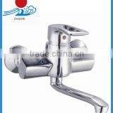 Bathroom accessories hot sale construction building material top quality artistic brass bath shower faucet
