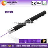 405nm Violet Laser Pointer 5mW With 5 Caps Wholesale