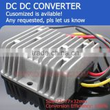 120W 48V to 12 volt dc dc converter Waterproof small size