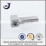 Precison iron Ni-plated non-standard knurled thumb screw                                                                         Quality Choice