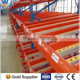 Carton Flow Racks,box flow rack,2 to 6 levels high for food factory or picking warehouse