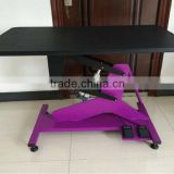 foot control electric lift pet grooming table DG158