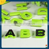 2015 cheap custom EVA kids magnetic alphabet letters                                                                         Quality Choice