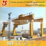 MDG Model 10 Ton Single Girder With Hook goliath gantry cranes price