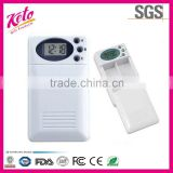 Fashion Square Electronic Pill Box With Timing Alarm