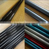 Selling well high quality glossy carbon fiber price carbon fiber telescopic tube 100mm factory