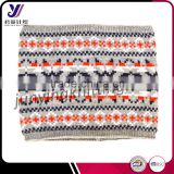 Children winter warm cable knit neckwarmer infinity pashmina scarf wholesale sales (accept custom)