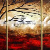 Popular Item Metal Wall Art Abstract Painting 100% Original Handmade Wall Decor Art