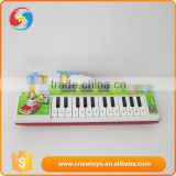 Children electronic bo toys mini plastic keyboard musical professional instruments with light