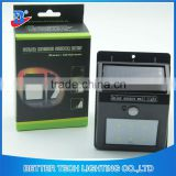 manufacturer china solar sensor light led lamp Building gate emergency lights by sensor powered by solar