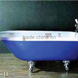 classical casting enamel bathtub for easy installing