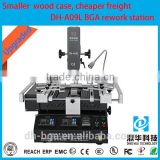 Dinghua bga selective soldering machine/hot air smd rework soldering station repair phone lcd tv motherboard DH-A09