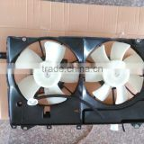 radiator fan with blades and tank used for TOYOTA PRIUS 04-09 16363-21030 16361-20140