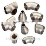 pipeline construction high pressure pipe fittings