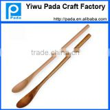7.9 inch Sealike Vintage Handcrafted Wooden Coffee Spoon Coffee Stirrers