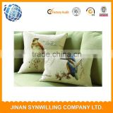 Decorative Letters Sofa Bed Home Decoration Festival Pillow Case Cushion Cover home decor