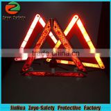 Traffic Car Reflective Safety Warning Triangle Safety Sign