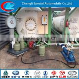 lpg skid station gas tank manufacturer supply 100m3 lpg plant and gas filling station