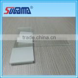 Disposable operating microscope slide for lab use