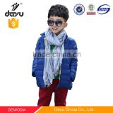 Children duck down jacket baby clothes lightweight 7-10 years boy 's clothing baby boy