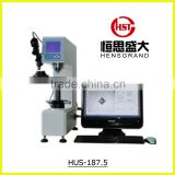 HUS-187.5 Digital Universal Hardness Tester and Rockwell/ Vickers and brinell Hardness Tester