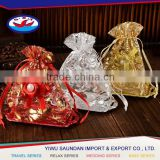 Professional Factory Cheap Wholesale OEM Design recyclable organza organza bag fine workmanship