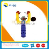 tree shape Y shape slingshot with 2 cotton ball toys for kids