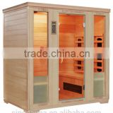 Far infrared pure ceramic heater portable sauna spa machine