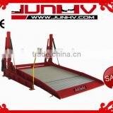 JUNHV JH-TP2700B Wholesale Price 2.7T 2 Cars Parking Lift System /Cheap 2 Post parking lift