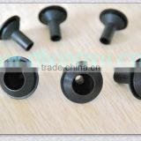 ISO 9001 standard waterproof customized molded rubber cable/wire connector/grommets by China factory