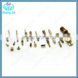 CNC High Precision Brass Pin/Spring Contact Pin/Copper Contact Pin