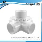 "Manufacturing 3/4"" inch 5 Way Tee PVC Fitting joint corner Elbow Connector"
