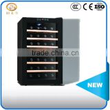 2015 new type decorative wine refrigerators