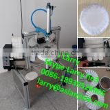 small soap paper wrapper/bar soap wrapping machine/hotel soap packing machine