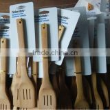 bamboo dining utensil set